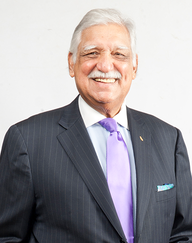 Nizar Juma – Chairperson (Non-Executive)