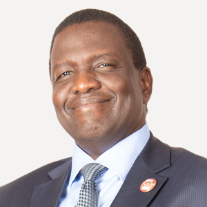 Dr. Julius Kipng'etich – Regional Chief Executive Officer